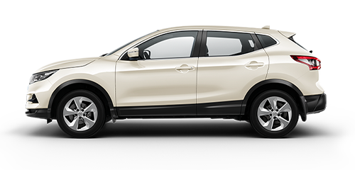 Instant Deduction - Tax Write Off - NISSAN QAShQAI ST AUTO 2WD